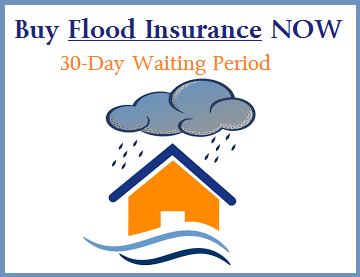 Flood Insurance Buy Logo