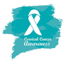 cervical cancer awareness logo