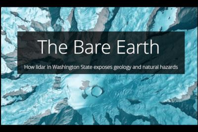Bare Earth Story Map Image