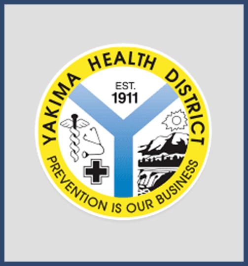 Yakima Health District seal