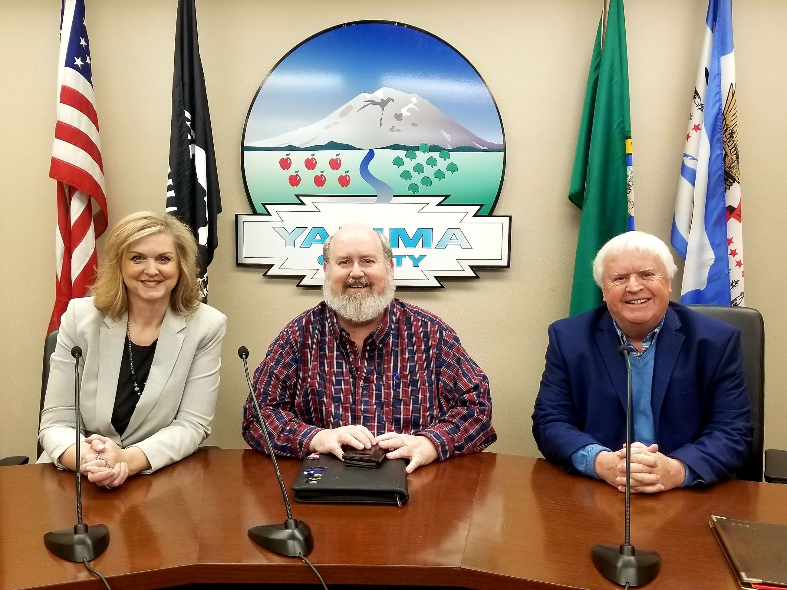 2020 Board of Yakima County Commissioners