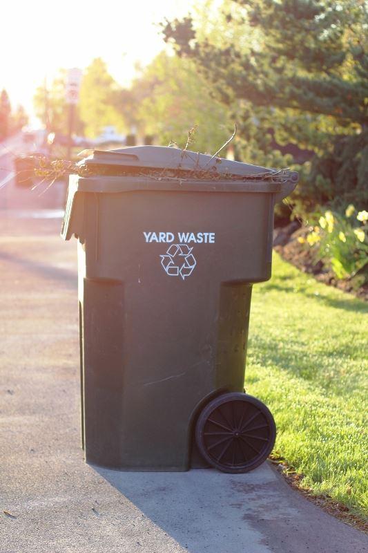 Backyard Bins yard waste & composting | yakima county, wa