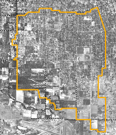 Drainage Improvement District 4 - 1947